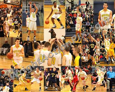 2011 03 20 Varsity Basketball Team Collage