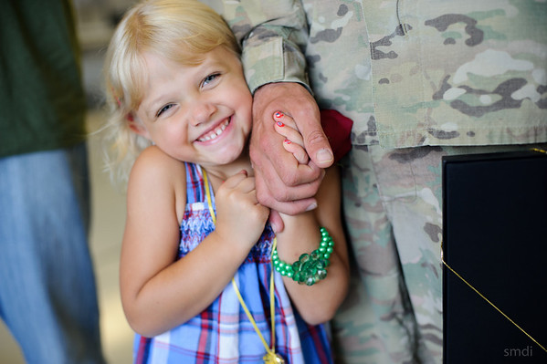 115th MD National Guard Military Police Come Home