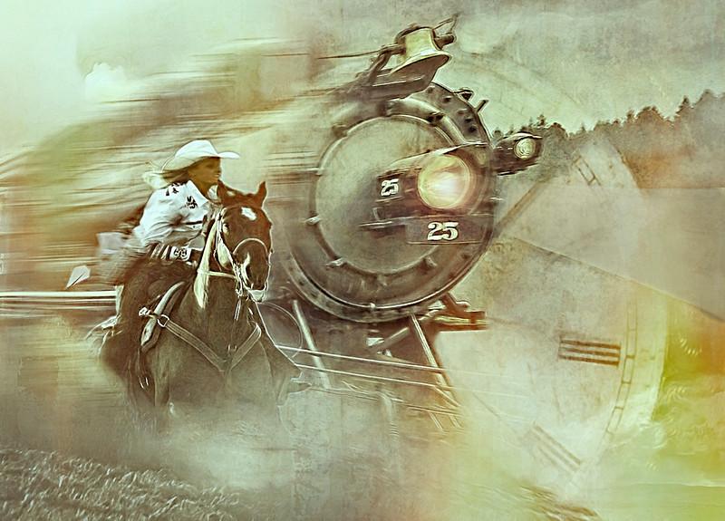 Kat Potter. 1.Pony Express.jpg