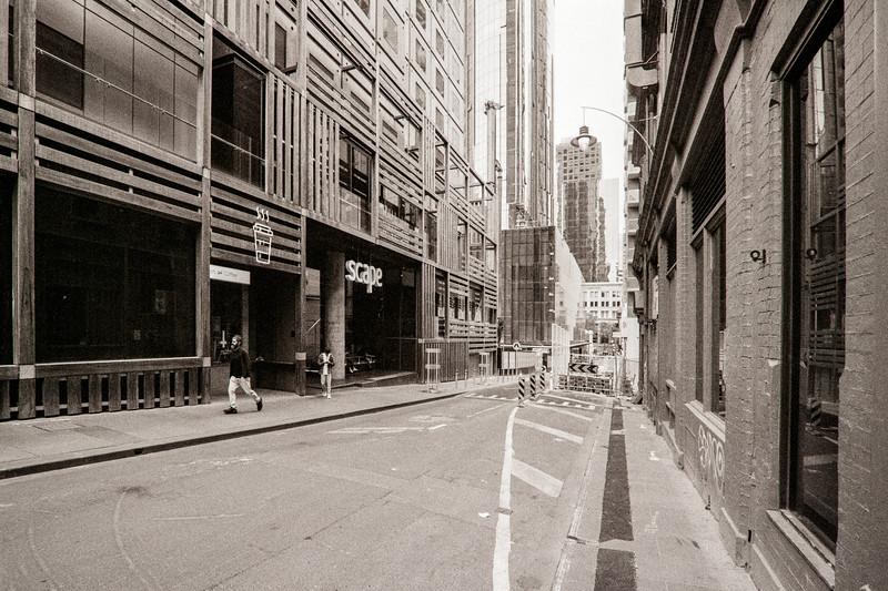 Little Latrobe Street
