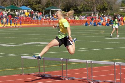 Hurdles - 6th grade