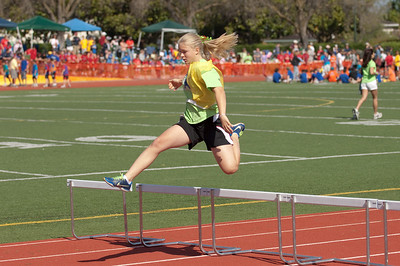 Hurdles - 6th grade