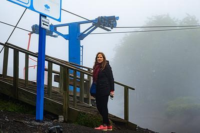 Pucón y lago Villarrica