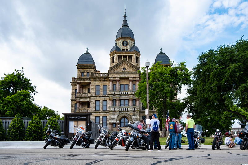 Denton Bikes & Coffee, 05/26/2019