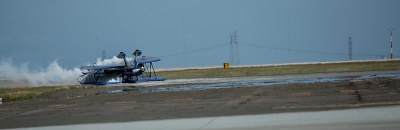 Plane Crash Travis AFB