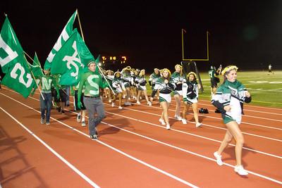 10-14-11 Cheer Homecoming Football