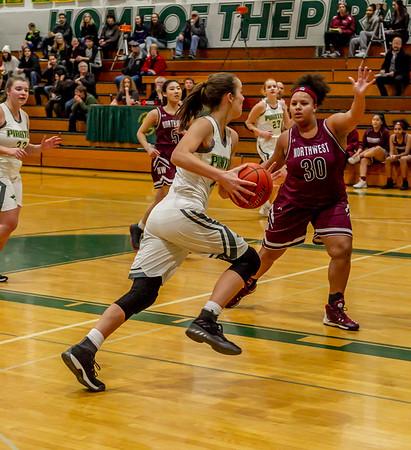 Set two: Girls Varsity Basketball v Northwest 12/05/2018