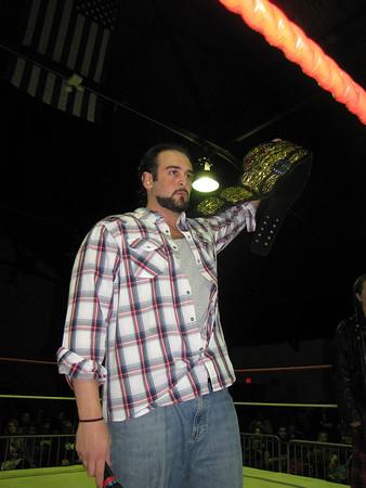 New England Championship Wrestling TV Taping  January 23, 2010
