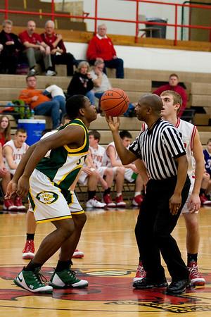 Mentor Junior Varsity Basketball VS. St. Edward High School