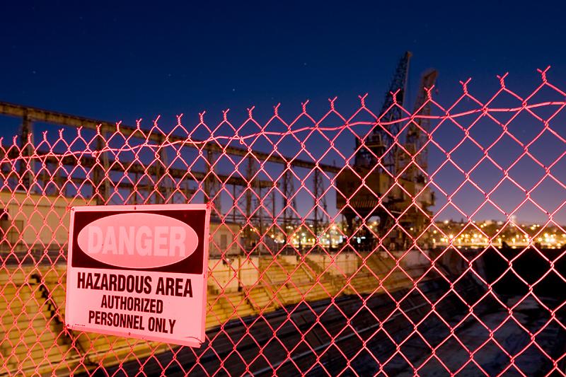 Danger!   Mare Island - Nocturnes Workshop