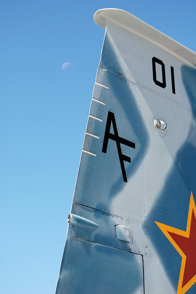 VFC-13 CO's Tail