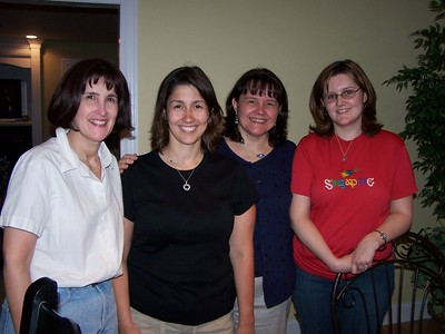 Aunt Martha's Birthday - April 9, 2005