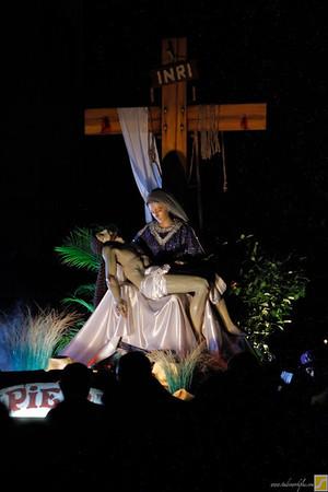 Holy Week in Albay 2012