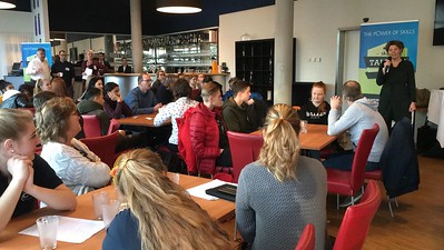 Friesland College - 8 februari 2018