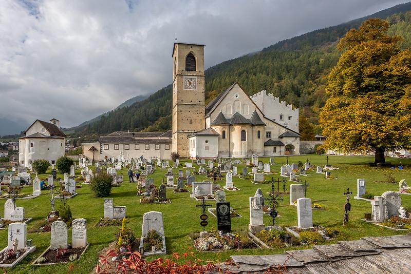 Benediktinerinnenkloster St. Johann in Müstair