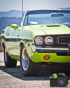 Green Convertible