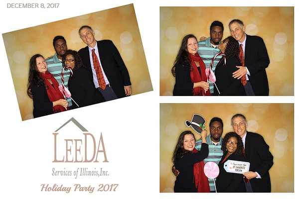 """Leeda Services of Illinois """"Holiday Party 2017"""""""