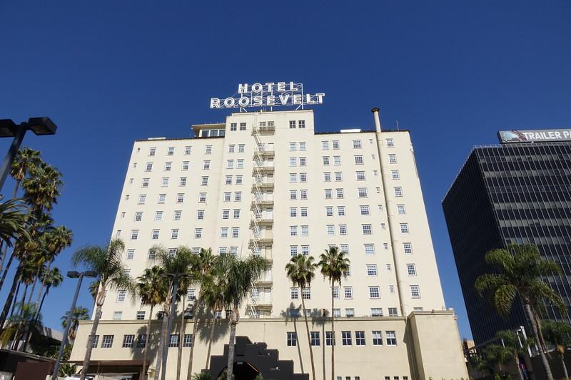 Hotel Roosevelt Hollywood