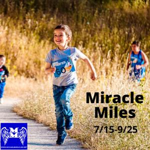 Miracle Mile Virtual Run