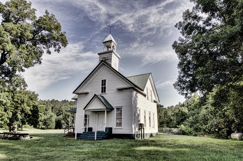 Wing Church - Wing, AR