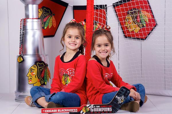 Hawks girls