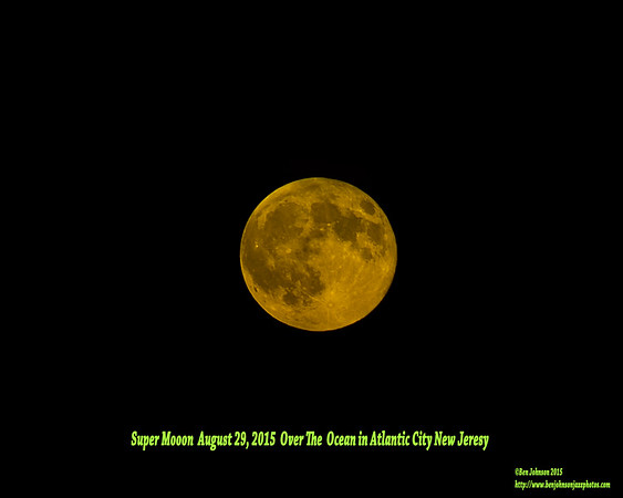 Super Moon August 2015
