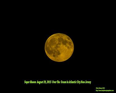 Super Moon August 2015