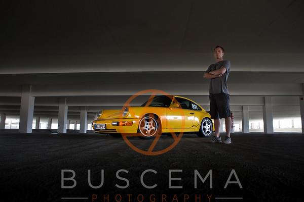 Damon Lowney - Porsche