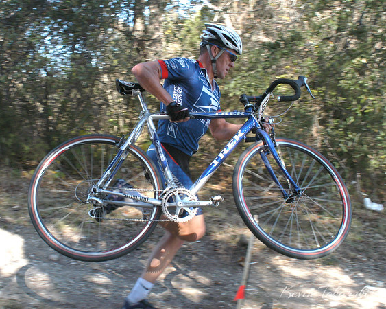 Walnut Creek Cyclocross Race, Austin, Tx. Dec. 21, 2002
