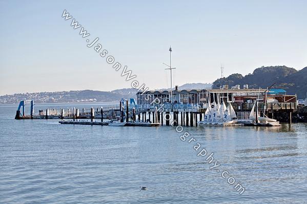 Sausalito - Downtown Waterfront