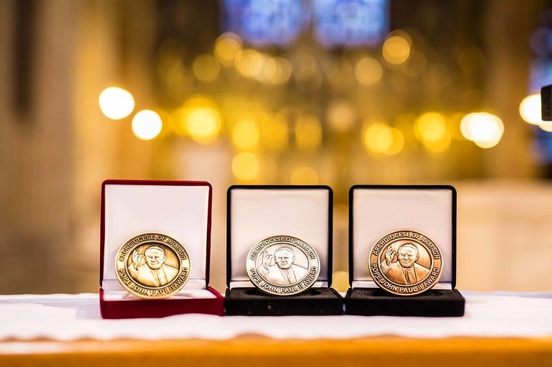 Armagh Diocese St John Paul II Awards