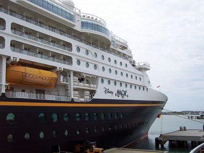 Disney Cruise 2003