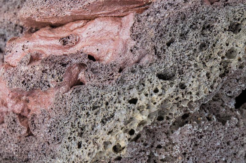 Lava Patterns - Galapagos, Ecuador