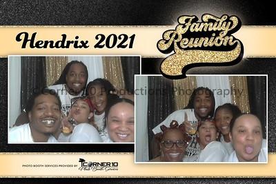 Hendrix Family Reunion 2021