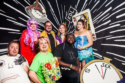Krewe Du Lune Space Ball 2017