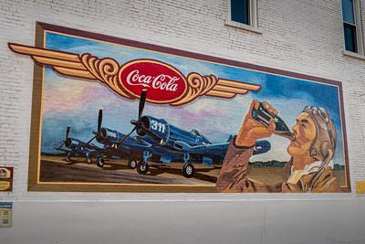 Drink Coca-Cola Mural