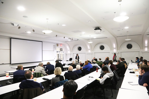 Lauren Weiss Bricker Lecture