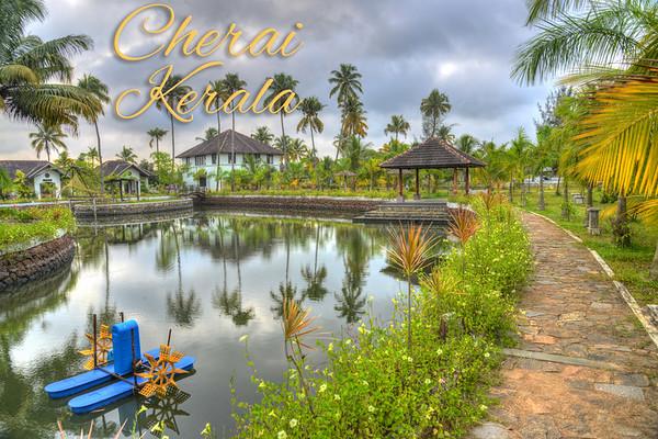 India, Kerala, Cherai