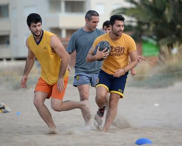 Denia Beach Rugby - Practice - June 10, 2014