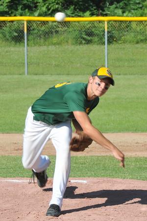Saydel JV Baseball - Carlisle 2010