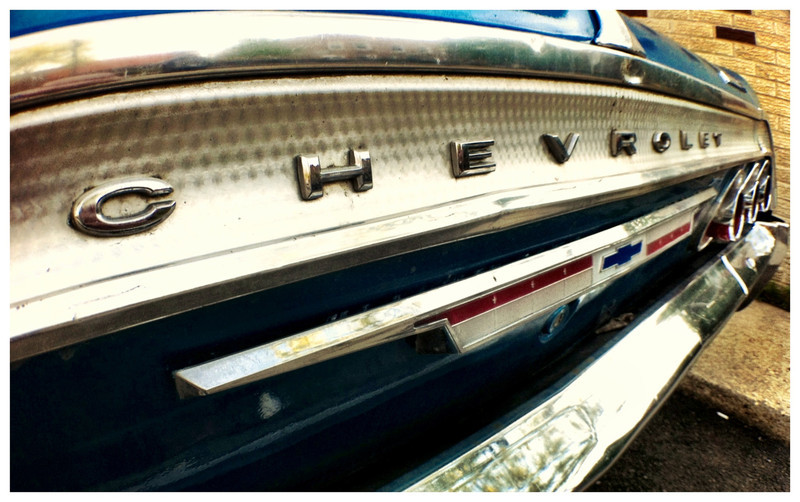 baby blue's best asset (iPhoneography)
