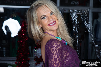 Elizabeth's Boutique Winter Wonderland Fashion Show Party