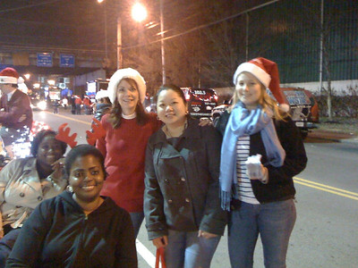 2012 Nashville Christmas Parade