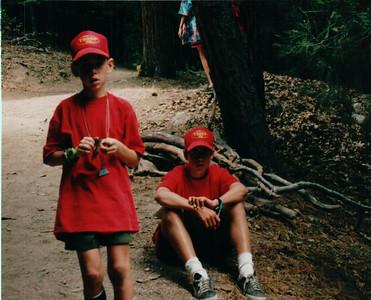 1994 - Circle X Ranch at Big Horn