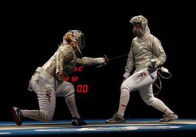 2008 USA Olympic Fencing
