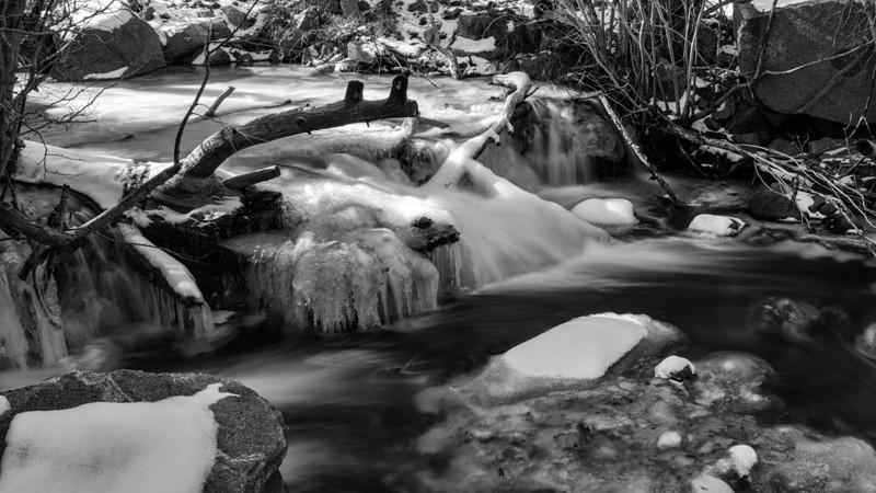 Sierra Winter Creek 1