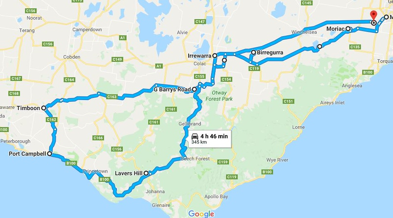 Wed 11th July Timboon Ride  I-4X8Gh3h-L