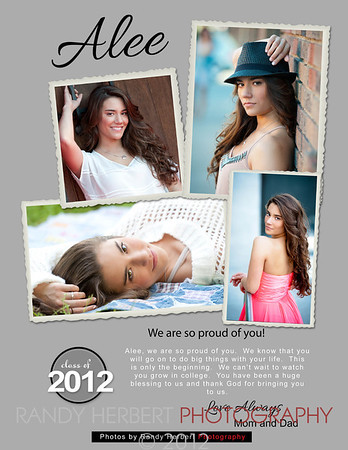 Sample Yearbook Ads