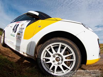 Rallye Vosgien 2013