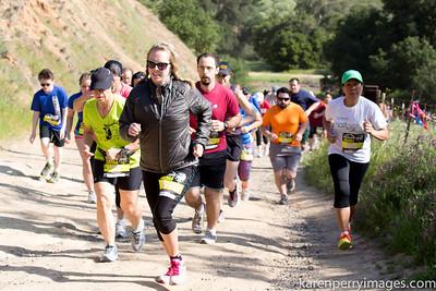Save Mount Diablo Trails Challenge 2014